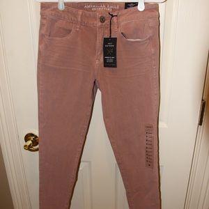 Cream American Eagle Jeans